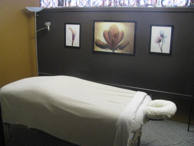 Massage Therapy office in Farmington Hills